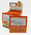 Anti fog wipes for face Shields and Arc Flash Hood face shields